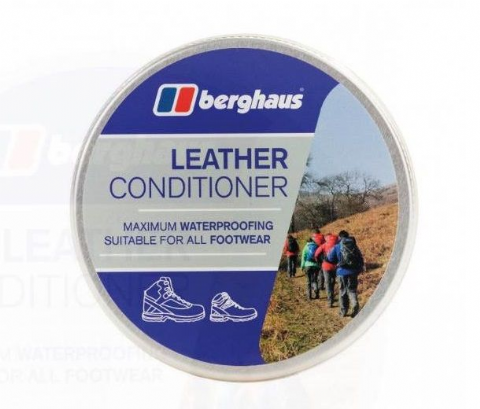 Berghaus Conditioning Cream - Leather Footwear - Natural